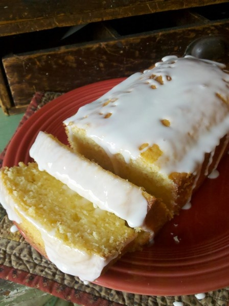 Starbucks Lemon Cake
