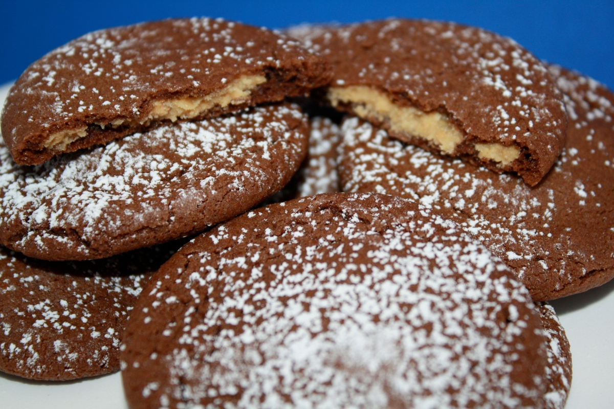 Reeses Chewy Chocolate Cookies